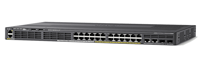 Alquiler de Switch Cisco 2960-x
