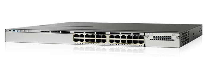 Alquiler de Switch Cisco 3850